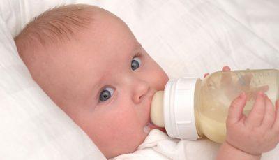 شیر خشک برای زردی نوزاد
