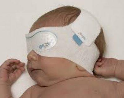 چشم بند فتوتراپی نوزاد